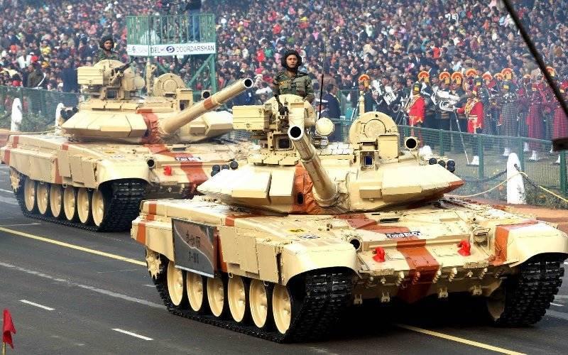 Индия прибудет на биатлон с Т-90С «Бишма»
