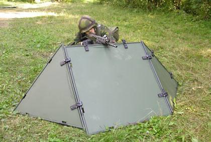 RASS: модульная система баллистической защиты