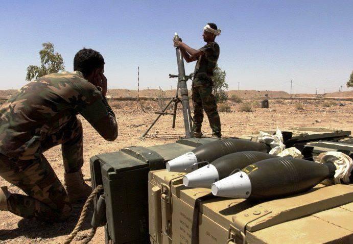 Террористы формируют из своих экспертов по химоружию единую группу на территории Сирии