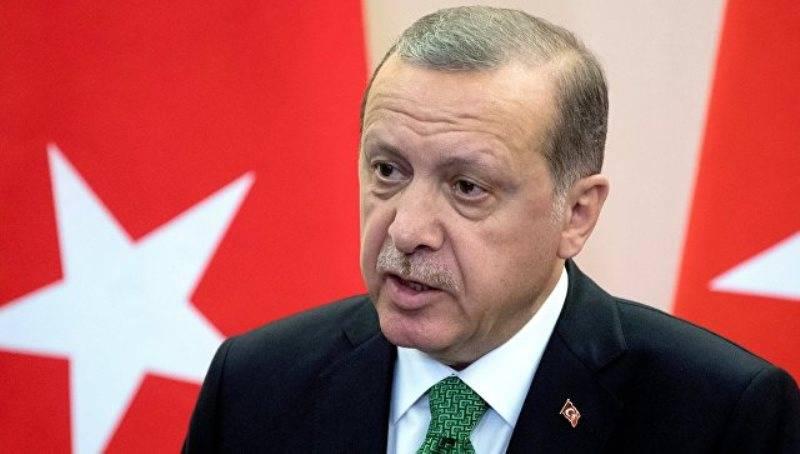 Турция отказывается освобождать Ракку из-за курдов— Эрдоган