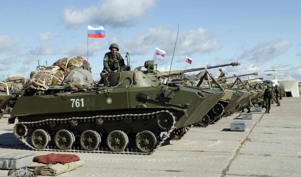 ВКрыму начали создавать десантно-штурмовой батальон