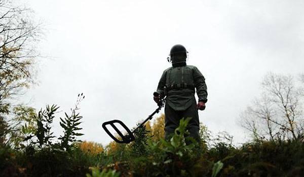 Два сапера погибли при разминировании сельхозугодий вЧечне