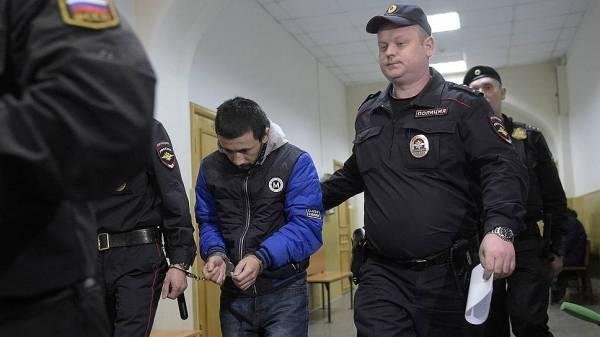 Обвинение предъявлено ещё одному фигуранту дела о взрыве в метро Санкт-Петербурга