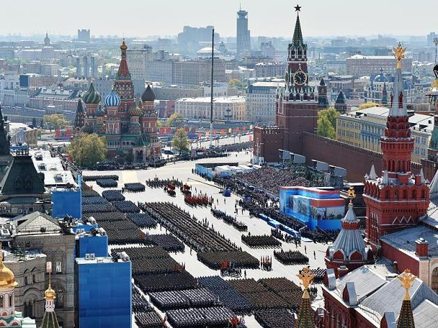 Немецкий историк: русские празднуют День Победы искренне