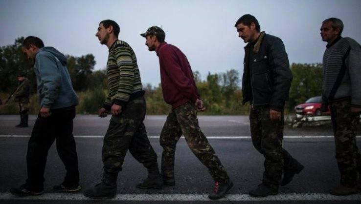ДНР: Киев скрывает данные о 170-ти военнопленных