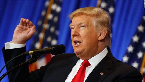 Трамп установил антирекорд президентского рейтинга с момента инаугурации