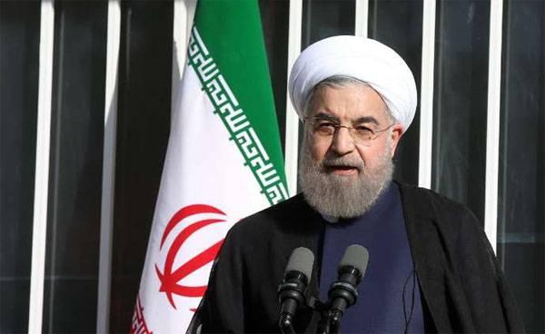 По итогам президентских выборов в Иране с отрывом лидирует действующий президент Роухани