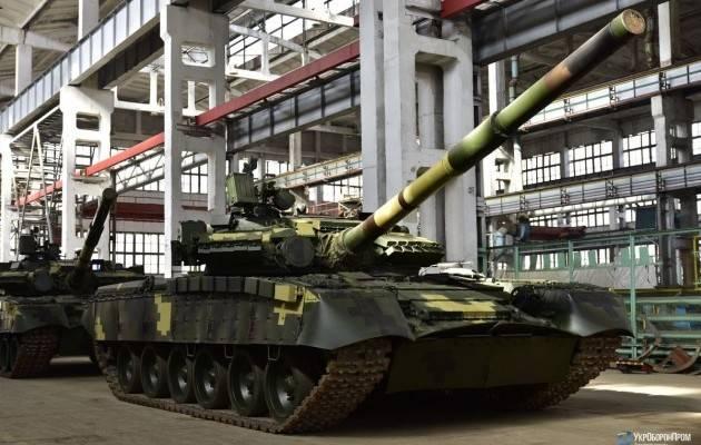 """Порошенко отправил """"летающие"""" Т-80 на Донбасс"""
