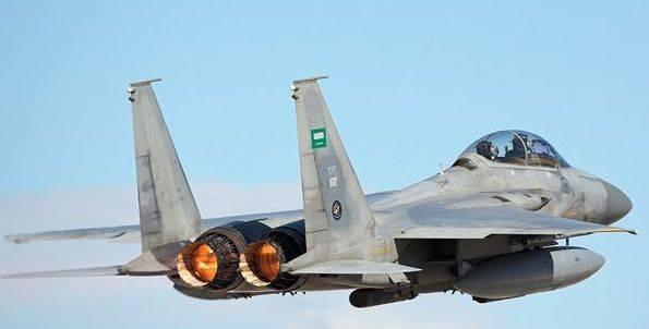 СМИ: Хуситы сбили над Йеменом F-15 Саудовской Аравии
