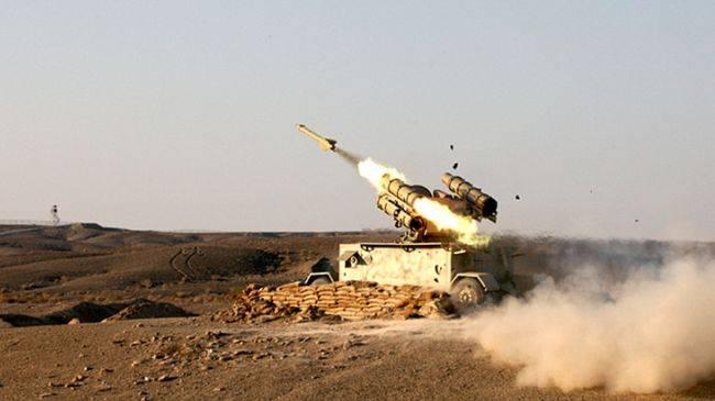 ПВО Исламской Республики Иран (часть 3)
