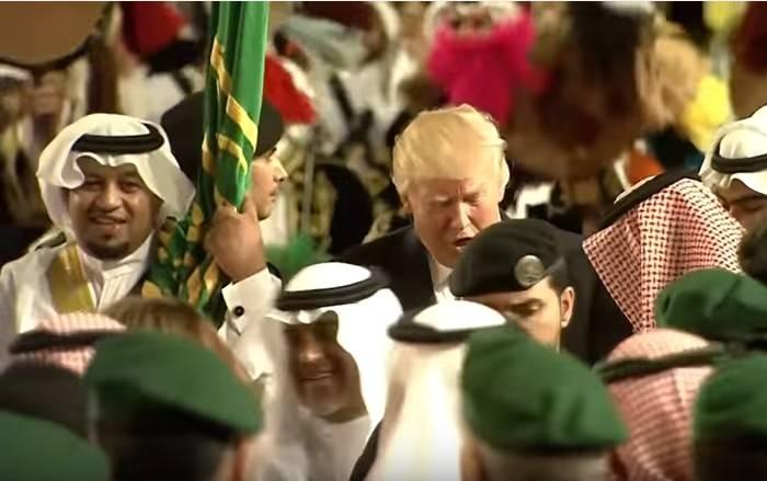 Восточные успехи мистера Трампа: арабский орден, миллиарды и НАТО №2