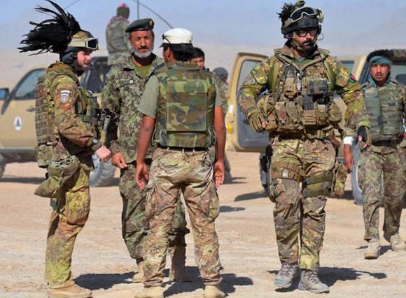 Италия развернула в Ираке 6-ой полк берсальеров