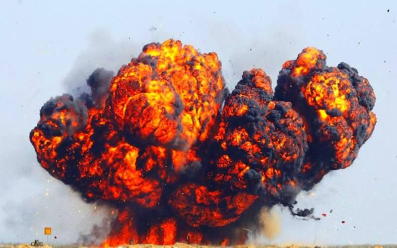 Военные Ирака эпично заПТУРили «шахид-мобиль»