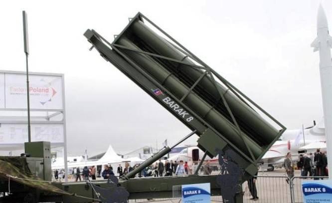 Индия закупает ЗРК Barak-8 для своих фрегатов