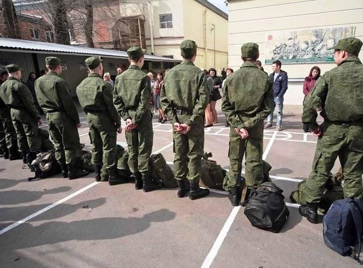 Призывники изСевастополя впервый раз были отправлены служить запределы Крыма