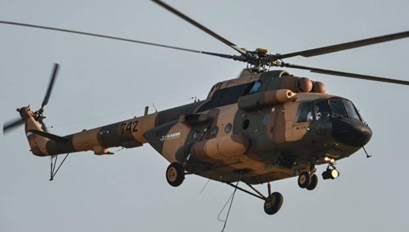 За 30 лет Россия экспортировала более 4 тысяч вертолетов Ми-17