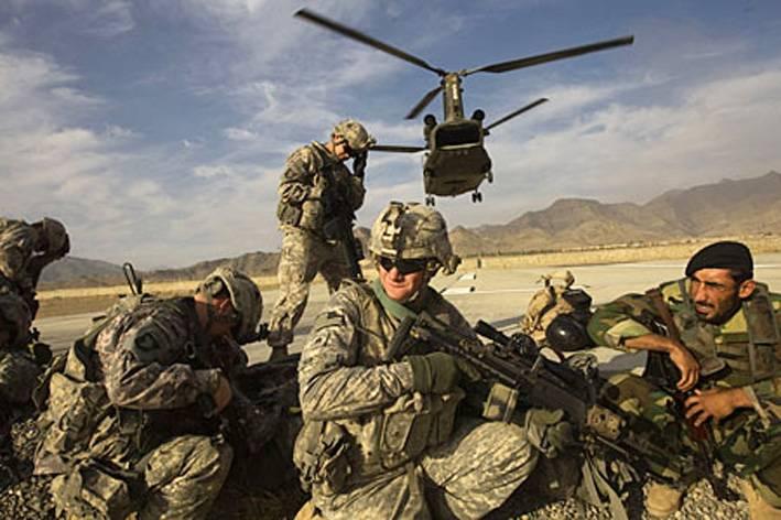 МИД РФ: США пытается оклеветать Россию из-за своего провала в Афганистане