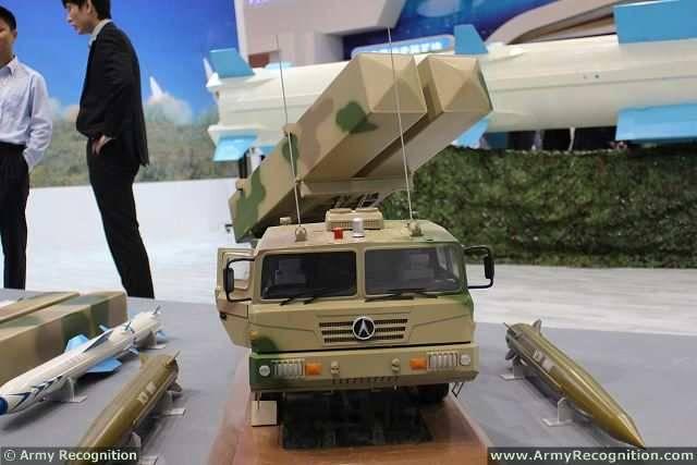 Перспективная ракета M20 для комплекса «Полонез» (Беларусь/Китай)