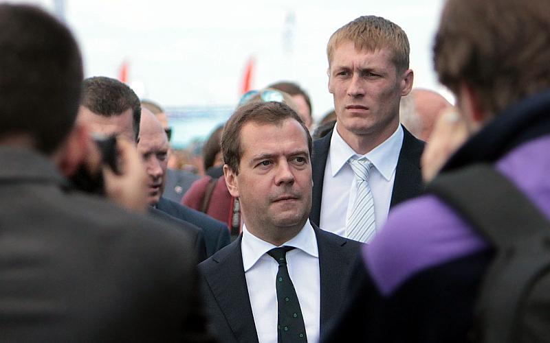 Никита Кричевский: Медведев займется маниловщиной-2035