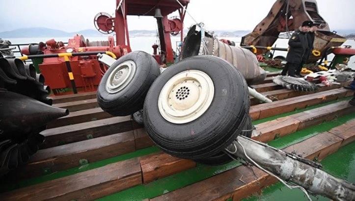 В Ближайшее время будет обнародована окончательная версия крушения Ту-154 под Сочи