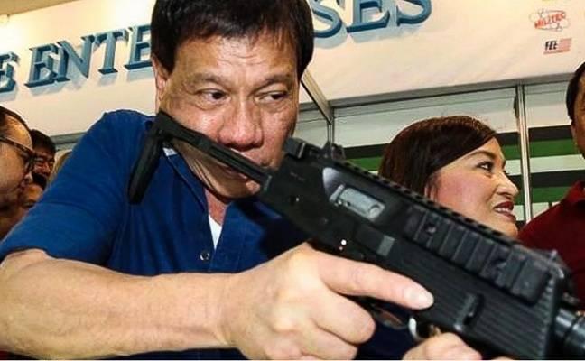As armas russas falarão nas Filipinas?