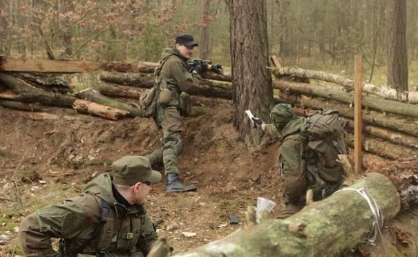 Литовский спецназ перепутал игру страйкболистов с