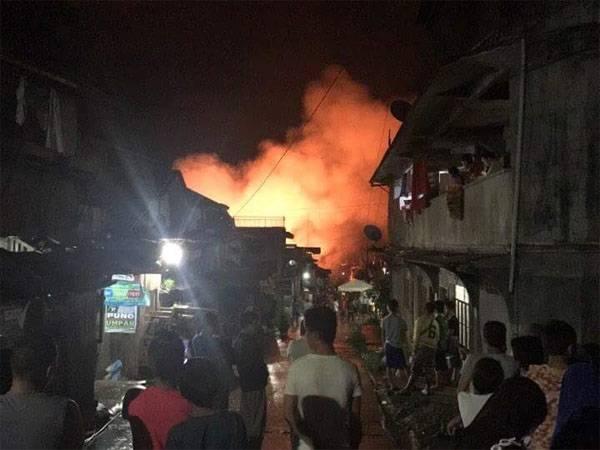 НаФилиппинах исламисты взяли взаложники первосвященника иеще 13 человек
