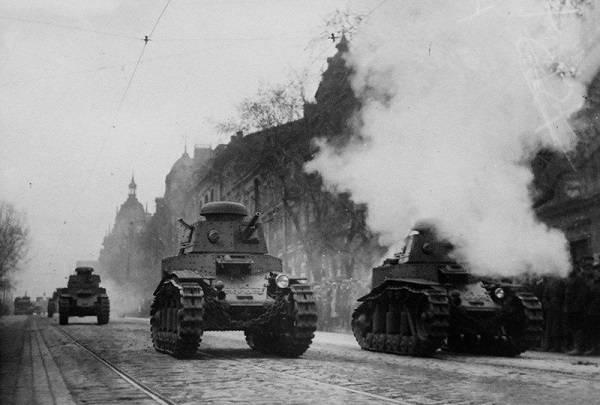 Легкий танк МС-1: наследник знаменитых, прародитель великих (часть первая)