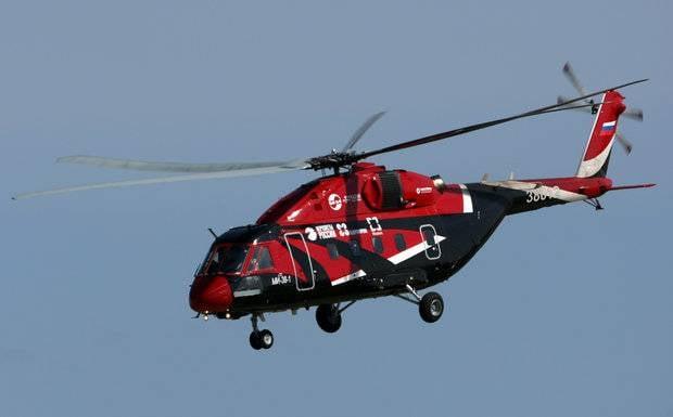 Российское вертолетостроение – из лидеров в середняки