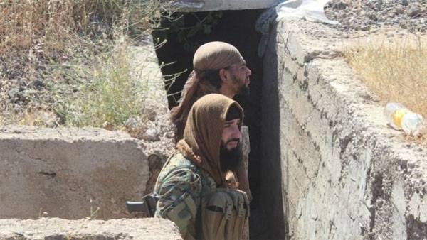 Армия Сирии очистила отбоевиковИГ военную часть под Пальмирой