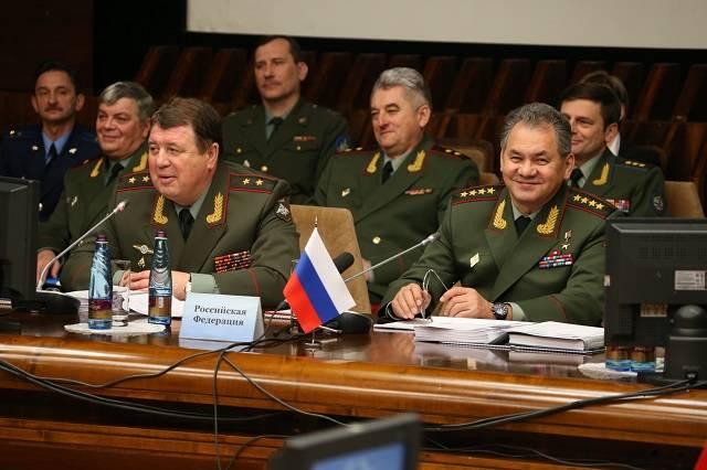 В Москве состоится заседание Совета министров обороны стран СНГ