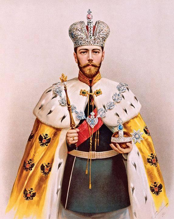 Fragen zu Kaiser Nikolaus II. Alexandrowitsch
