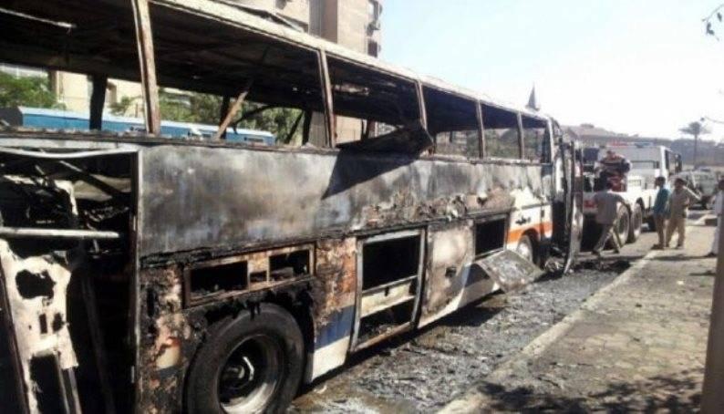 Выросло число погибших нападения наавтобус схристианами вЕгипте
