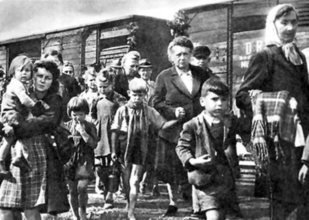Депортация по-европейски. О былых делах наших сегодняшних критиков