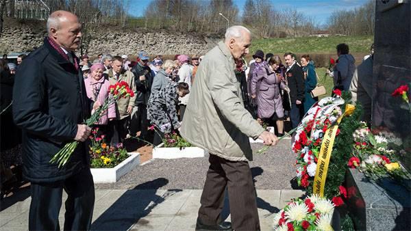 """О причине высылки российских дипломатов из Эстонии и """"эстонской бабушке"""""""