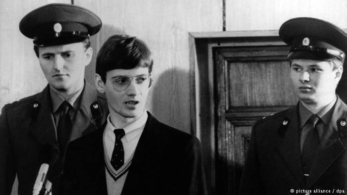 Полёт Руста. Эпизод войны против СССР