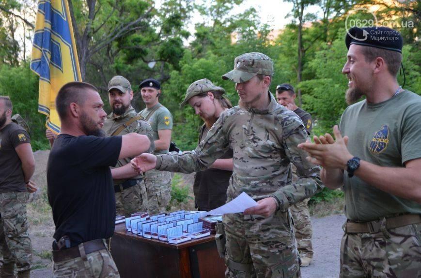 Двое боевиков «Азова» задержаны заубийство