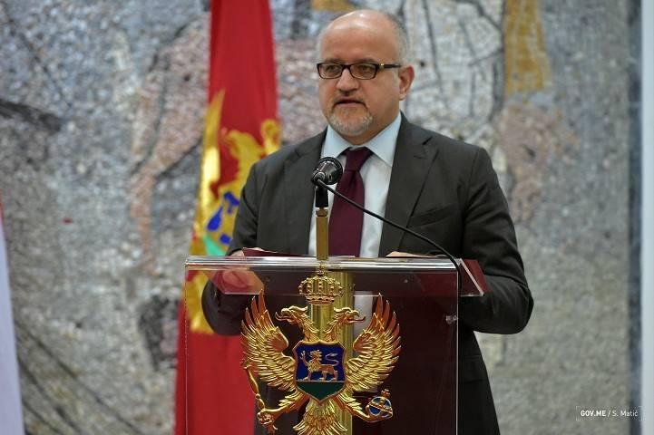 МИД Черногории обвинил РФ во вмешательстве во внутренние дела страны