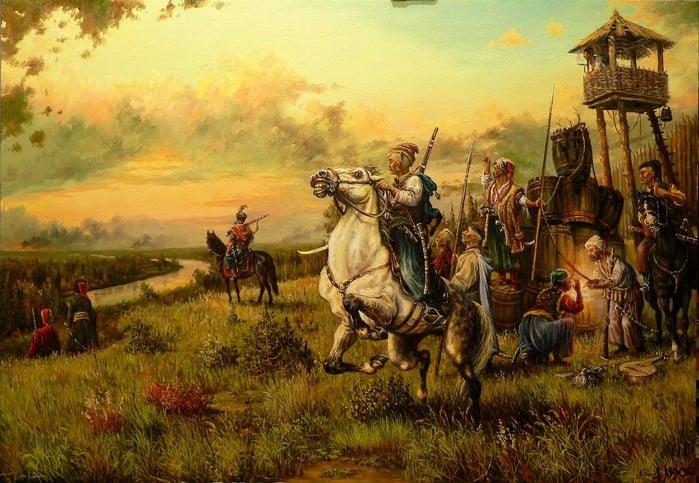 185 лет со дня создания Азовского войска казачьего