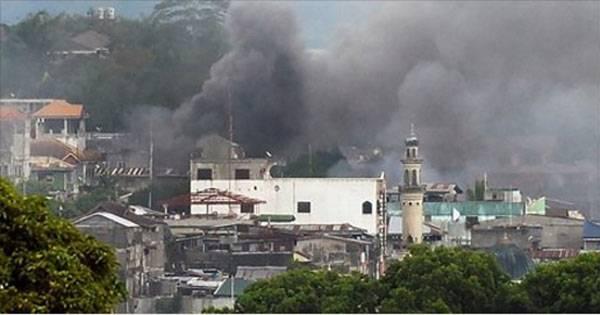 Филиппины в огне. Операция против ИГИЛ набирает обороты
