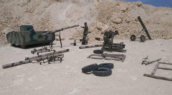 ИГИЛ осуществляет ожесточённые атаки Дейр-эз-Зора