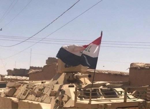 Modernizzazione irachena BTR-80UP
