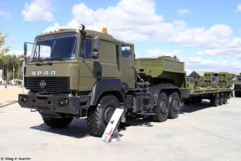 В ВВО сформированы два новых автомобильных батальона