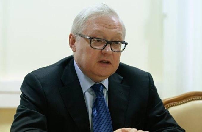 Рябков: Киев усиливает саботаж минских договоренностей