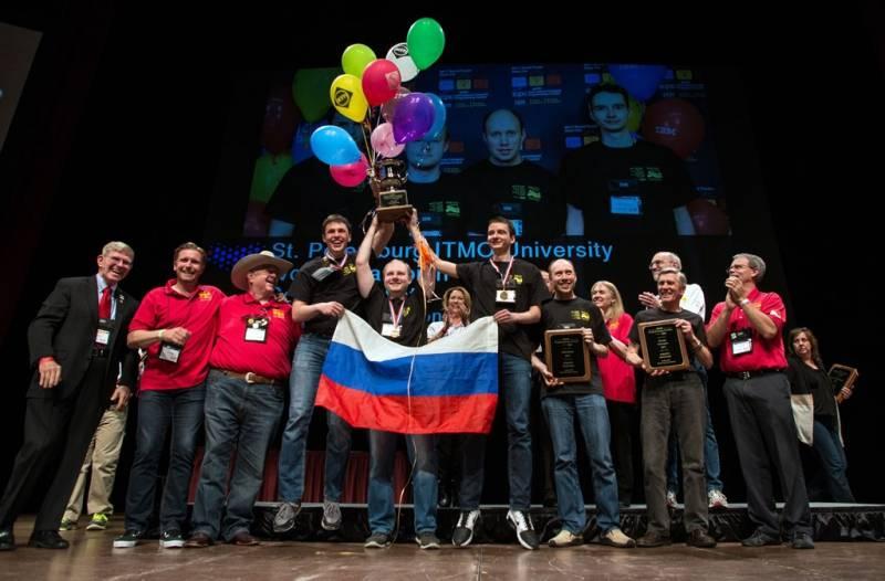 Хорошие новости. ЕГЭ оказался бессилен против победы российских студентов