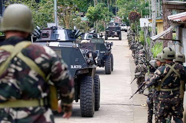 Среди ликвидированных на Филиппинах игиловцев - индонезийцы и арабы