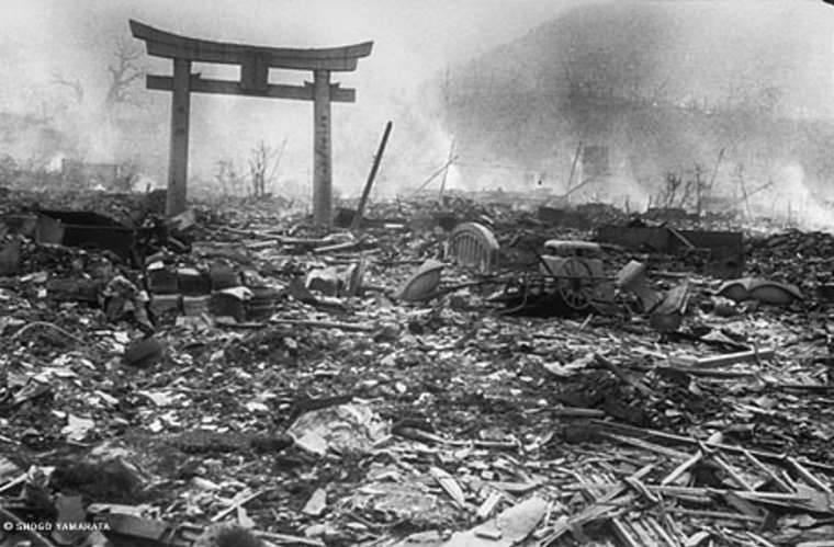 ВЯпонии скончалась женщина, первой сообщившая обатомной бомбардировке Хиросимы