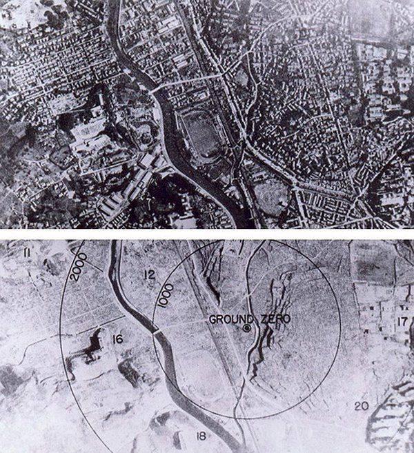 Скончалась японка, первой сообщившая обомбардировке Хиросимы