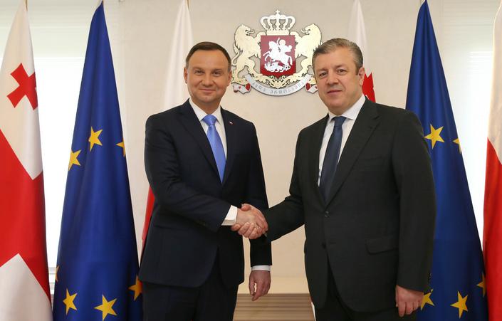 Польша поможет развитию Грузии