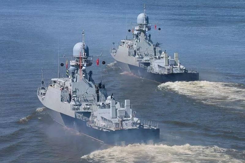 Итоги учений Каспийской флотилии
